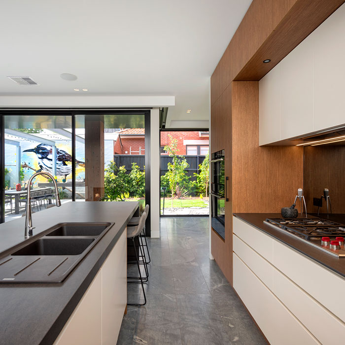 Modern Interior Design - Essendon Kitchen Detail