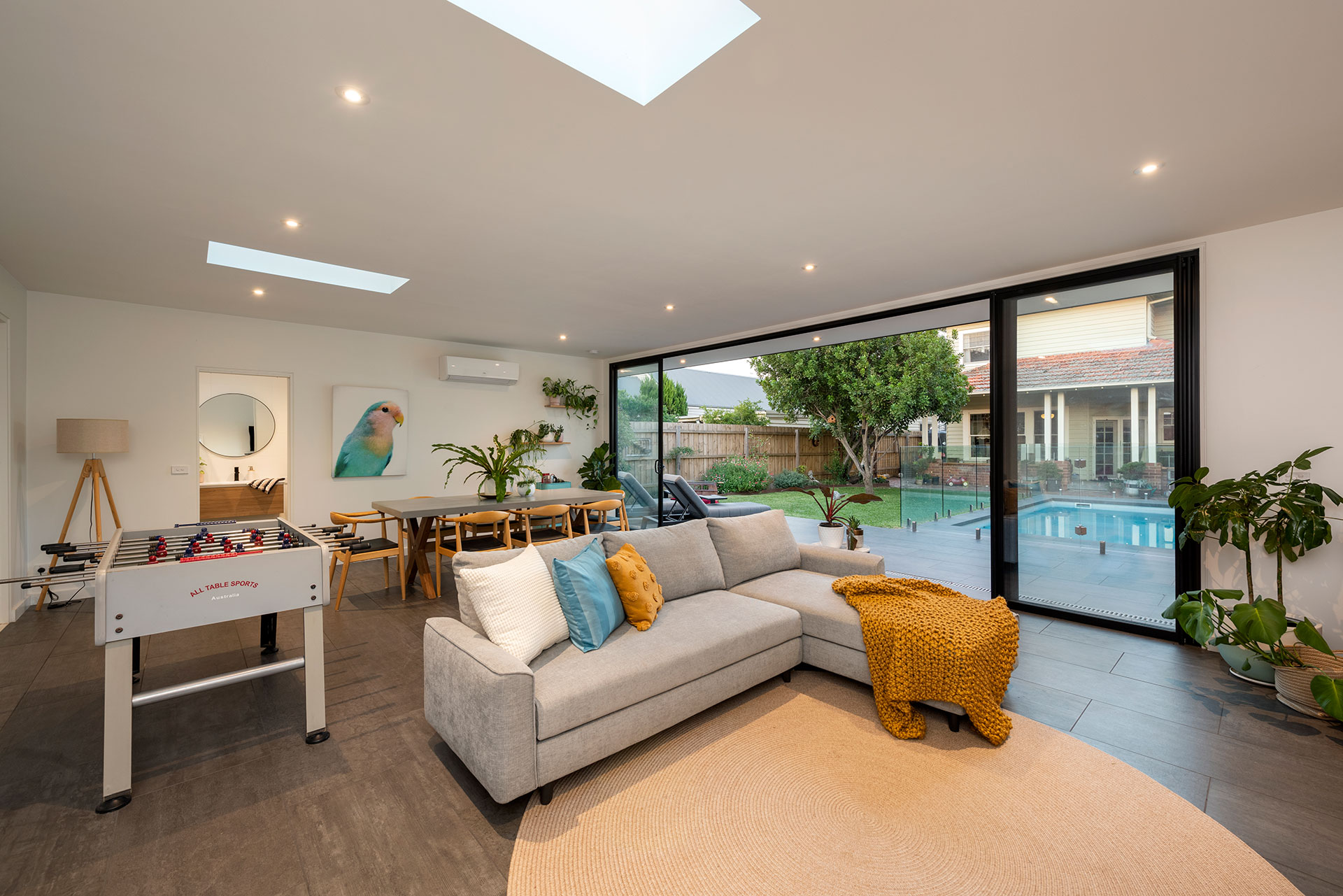 Home Extension Design 5 Wide