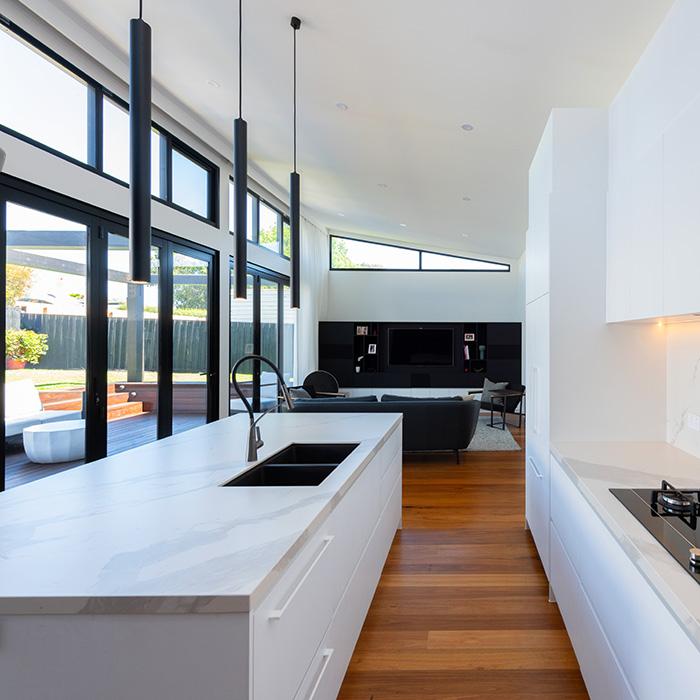 Williamstown Home Design - Douglas Residence - Square