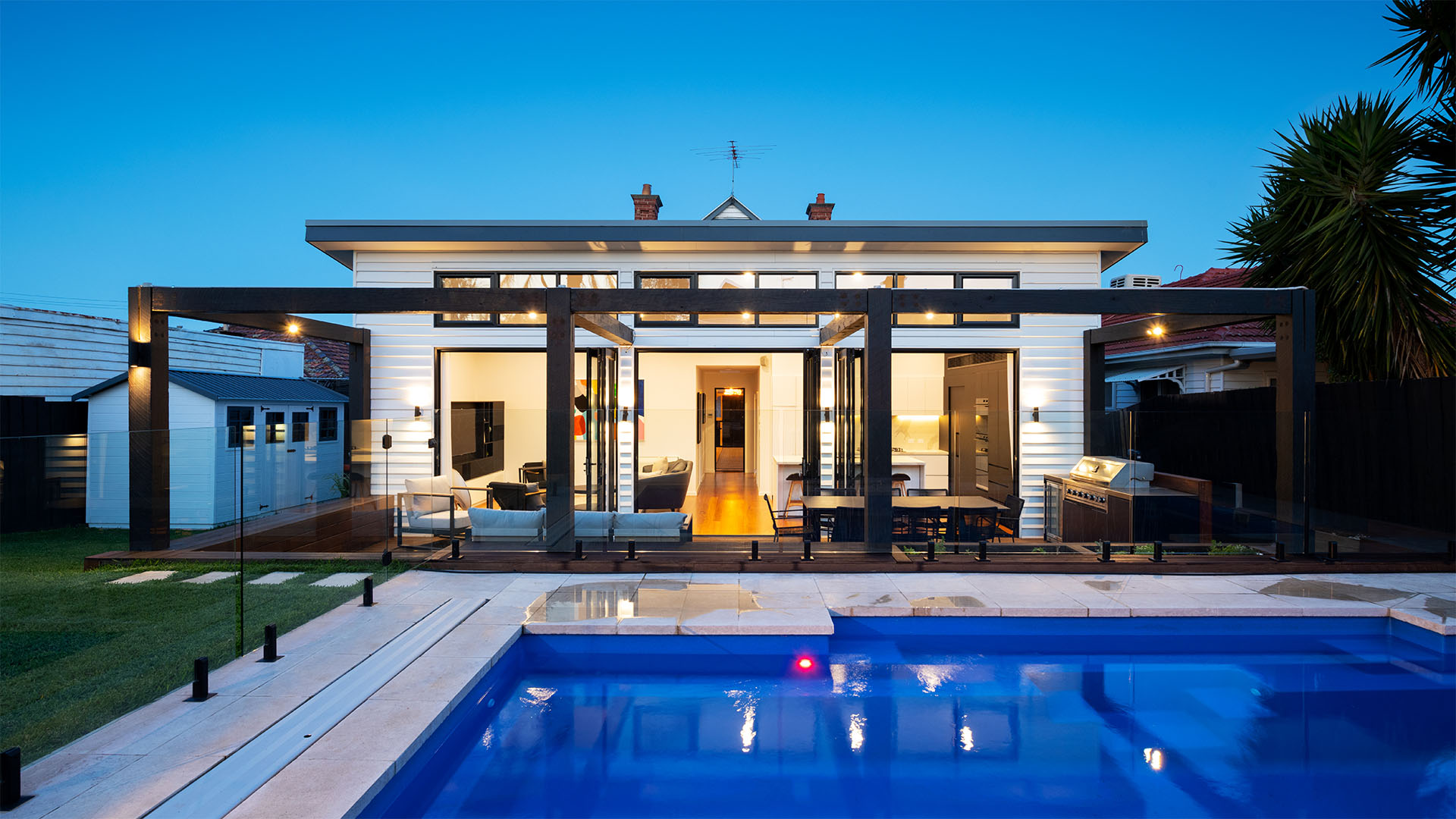Williamstown Home Design - Douglas Residence - Wide