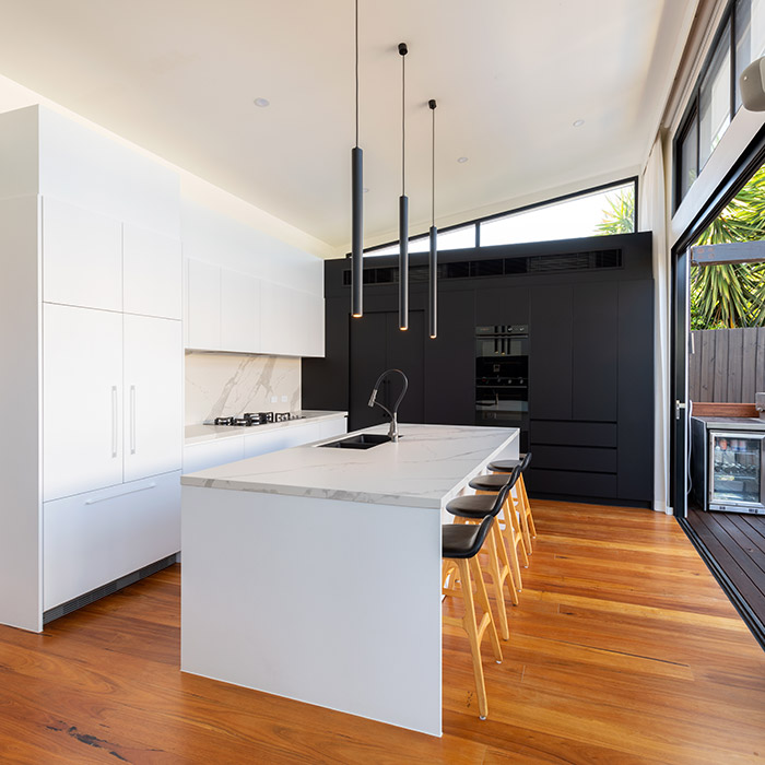 Williamstown Interior Design - Douglas Residence - Square