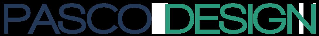 Pasco Design - Bold Logo
