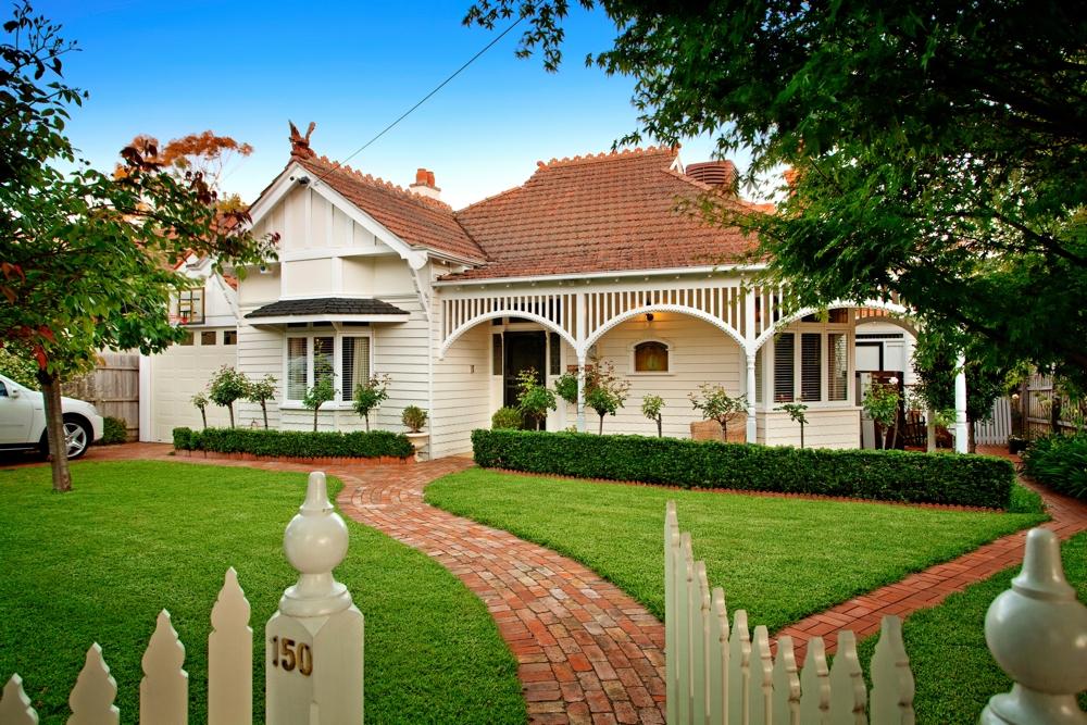 traditonal home design